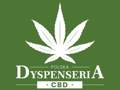 logo polskiej dyspenserii cbd