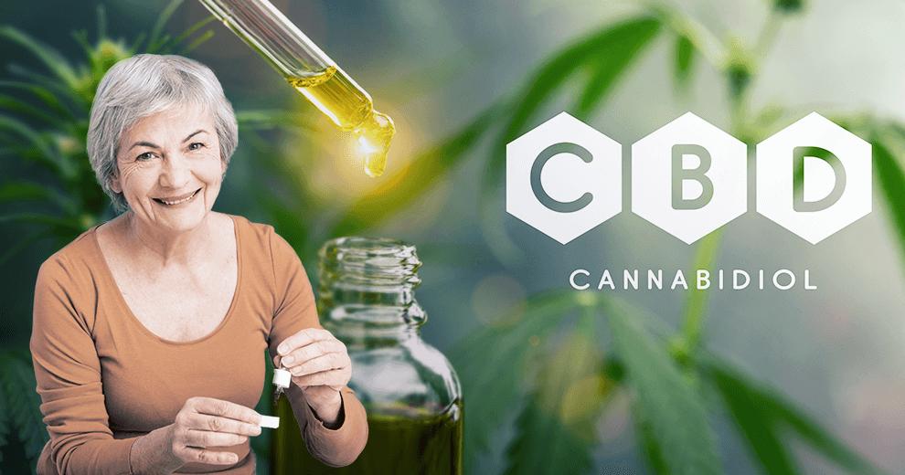 CBD dla starszych