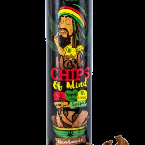 Chipsy - Cannabis Chips of Mind Tuba 100g - Wegańskie