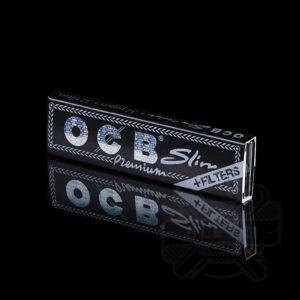 Bibułki OCB Premium Slim + fliterki