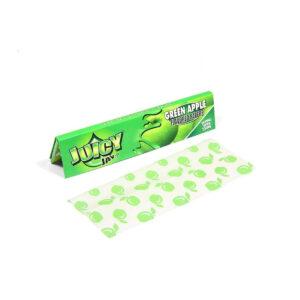 Bibułki Juicy Jay's - klasyczne - green apple