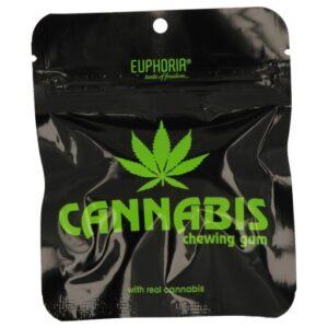 Konopna guma do żucia Euphoria Cannabis