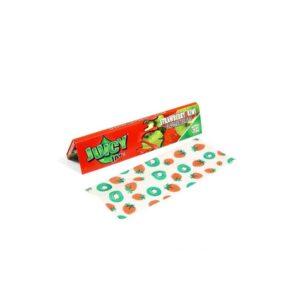 Bibułki Juicy Jay's - klasyczne - strawberry/kiwi