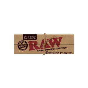 Bibułki Raw Classic