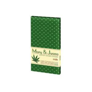 Mary&Juana - Czekolada Mleczna