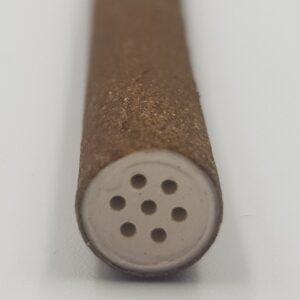 Blunt - zbliżenie na filtr węglowy