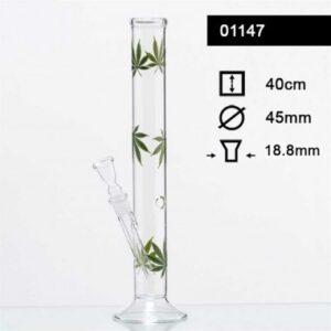Bongo klasyczne 40cm MULTILEAF HANGOVER GLASS